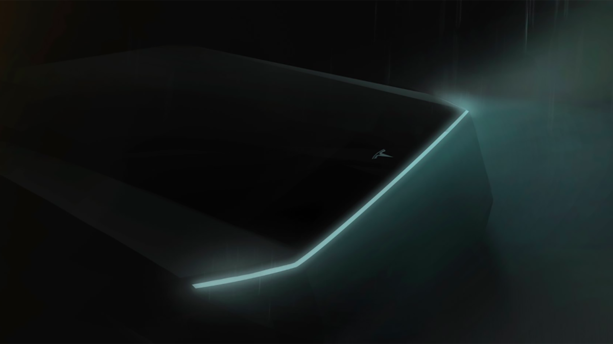 Musk says Tesla electric pickup will be revealed