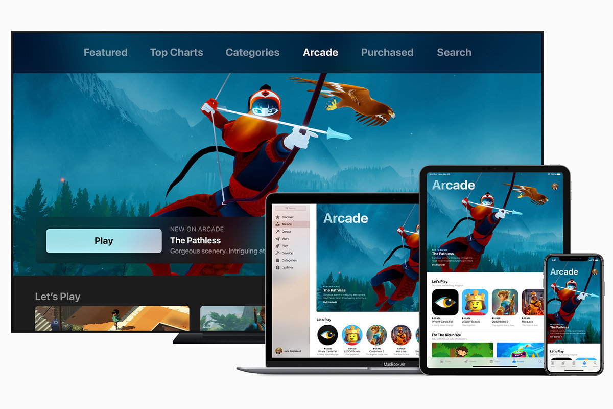 What is Apple Arcade, how much and when will it be available?