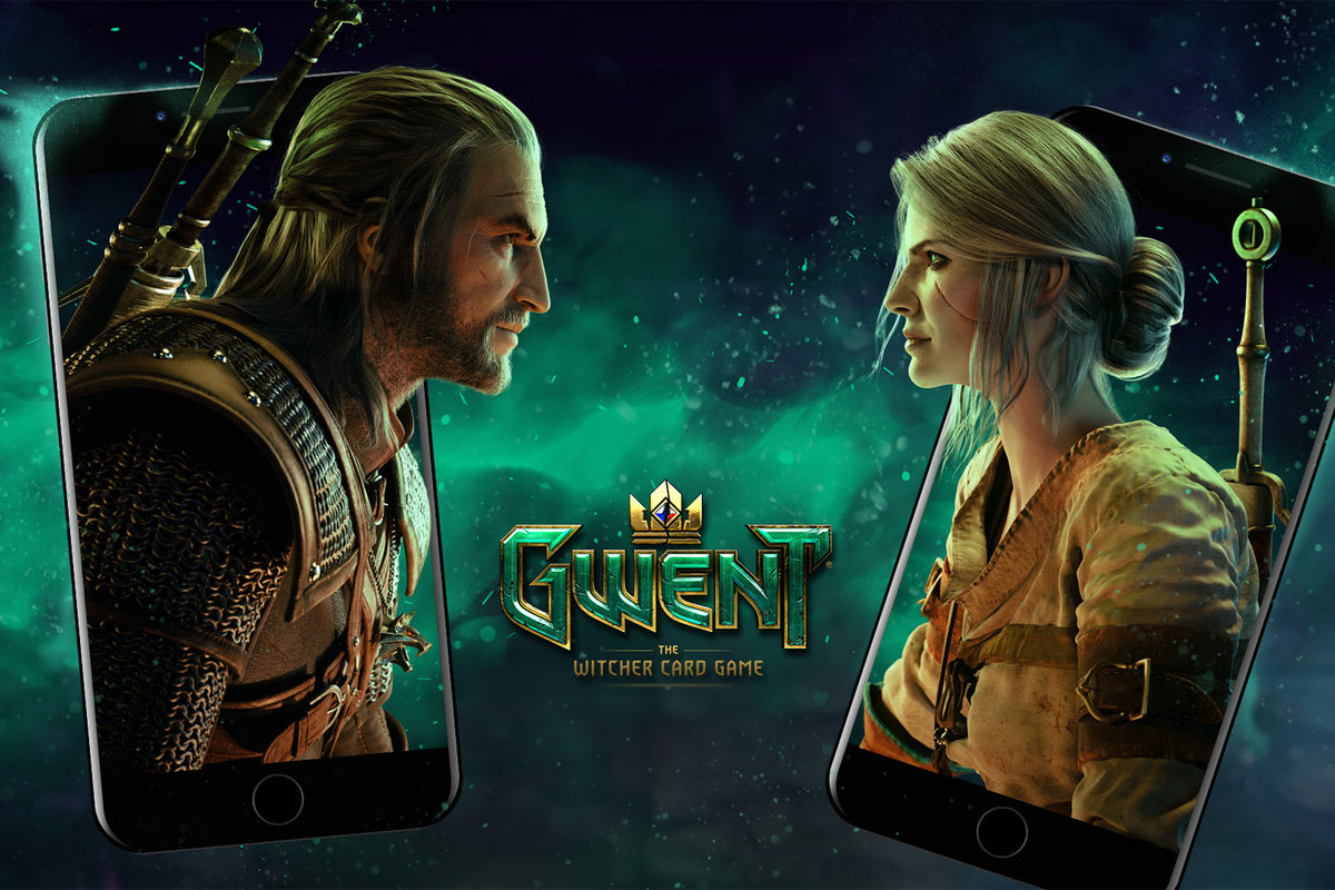 Gwent The Witcher Card Game coming to iOS and Android