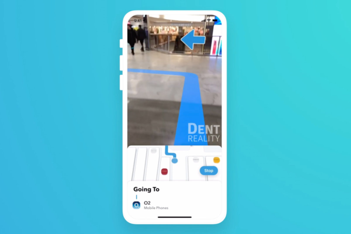 New AR company wants to make indoor navigation a breeze