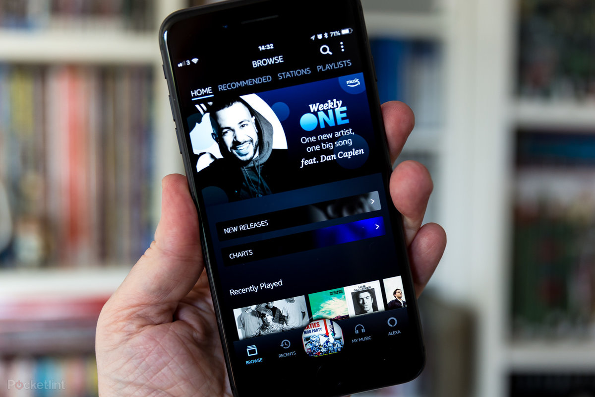 Amazon set to launch ad-supported free Music Unlimited tier