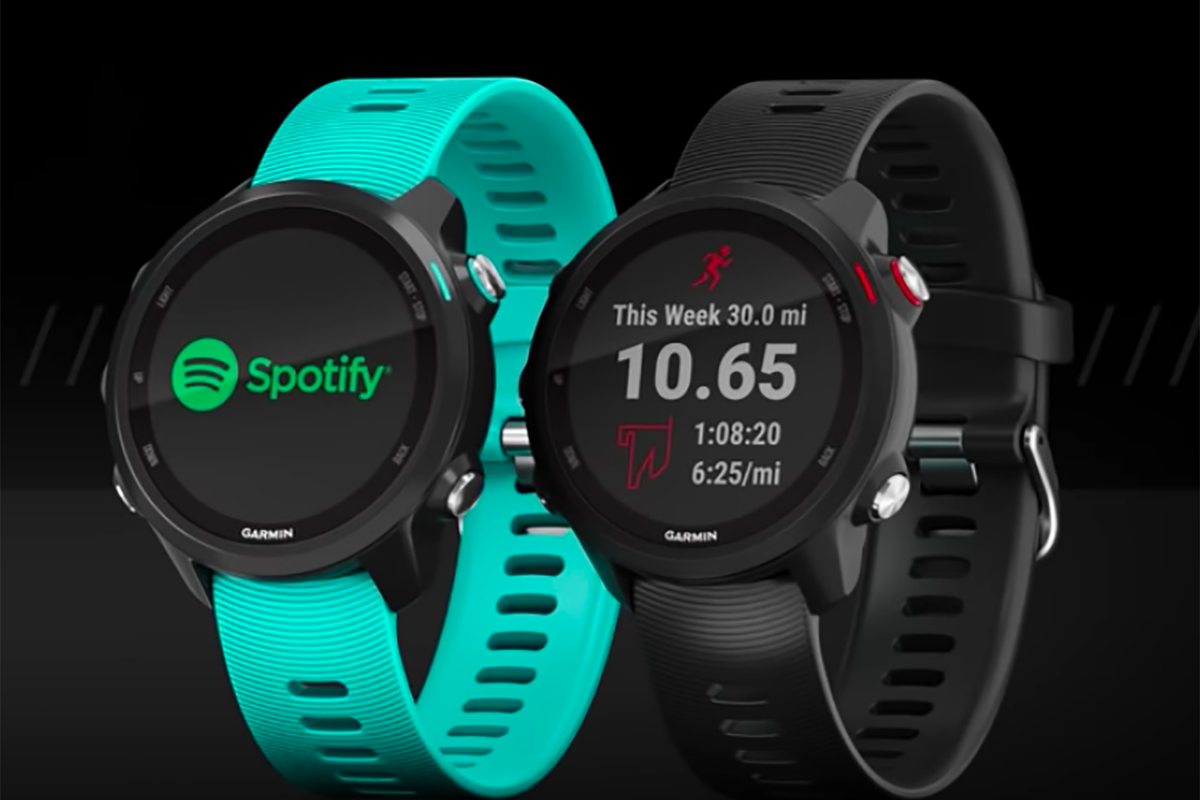 8ee50cdd0 Garmin's new Forerunner 245 Music GPS watch lets you listen to tunes,  phone-free