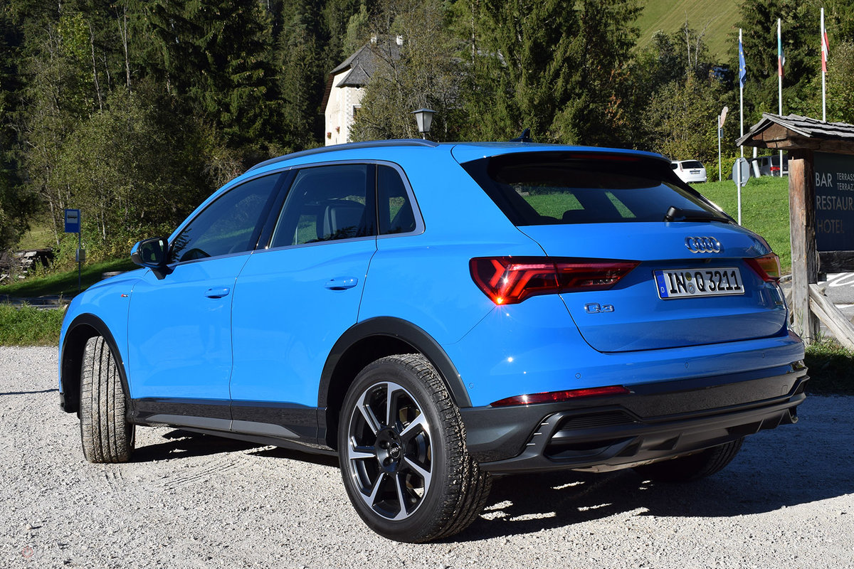 Audi Q3 2019 review: Car tech at its best