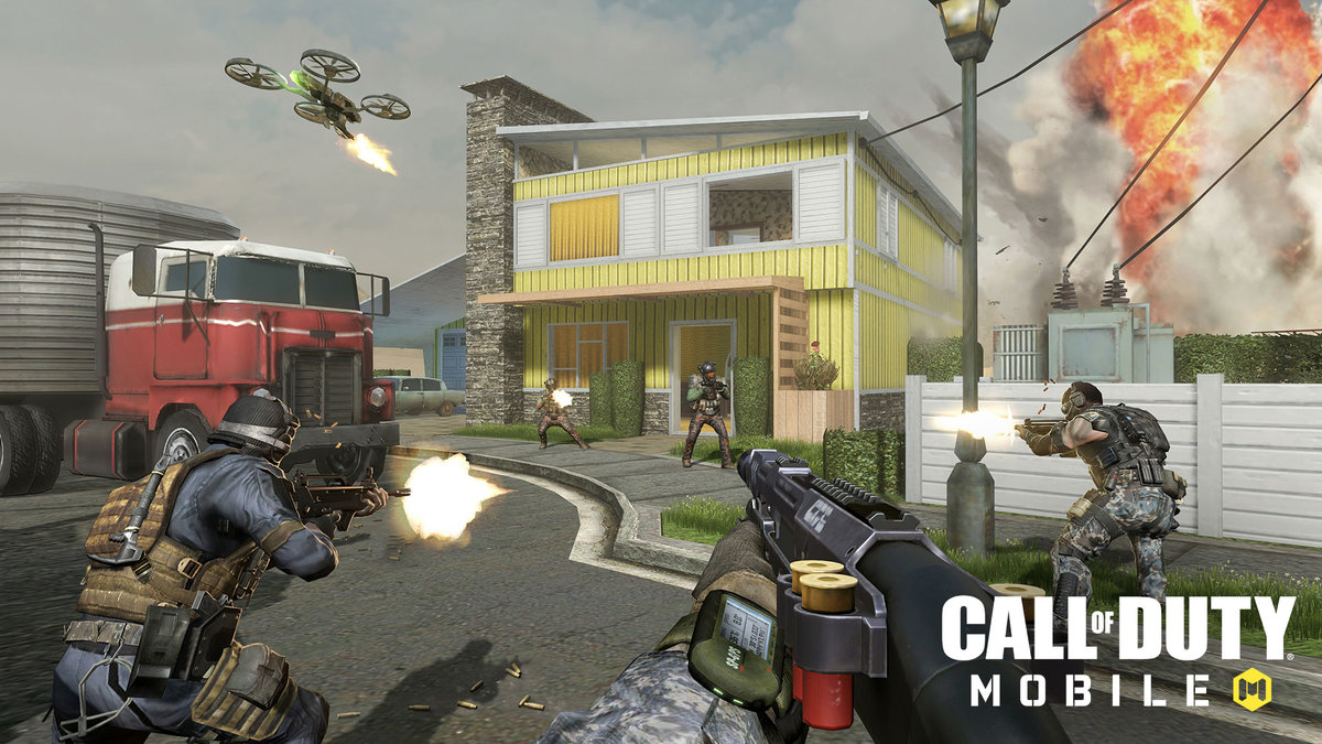 Call of Duty Mobile: Release date and all you need to know Call Of Duty Ghosts Map List on