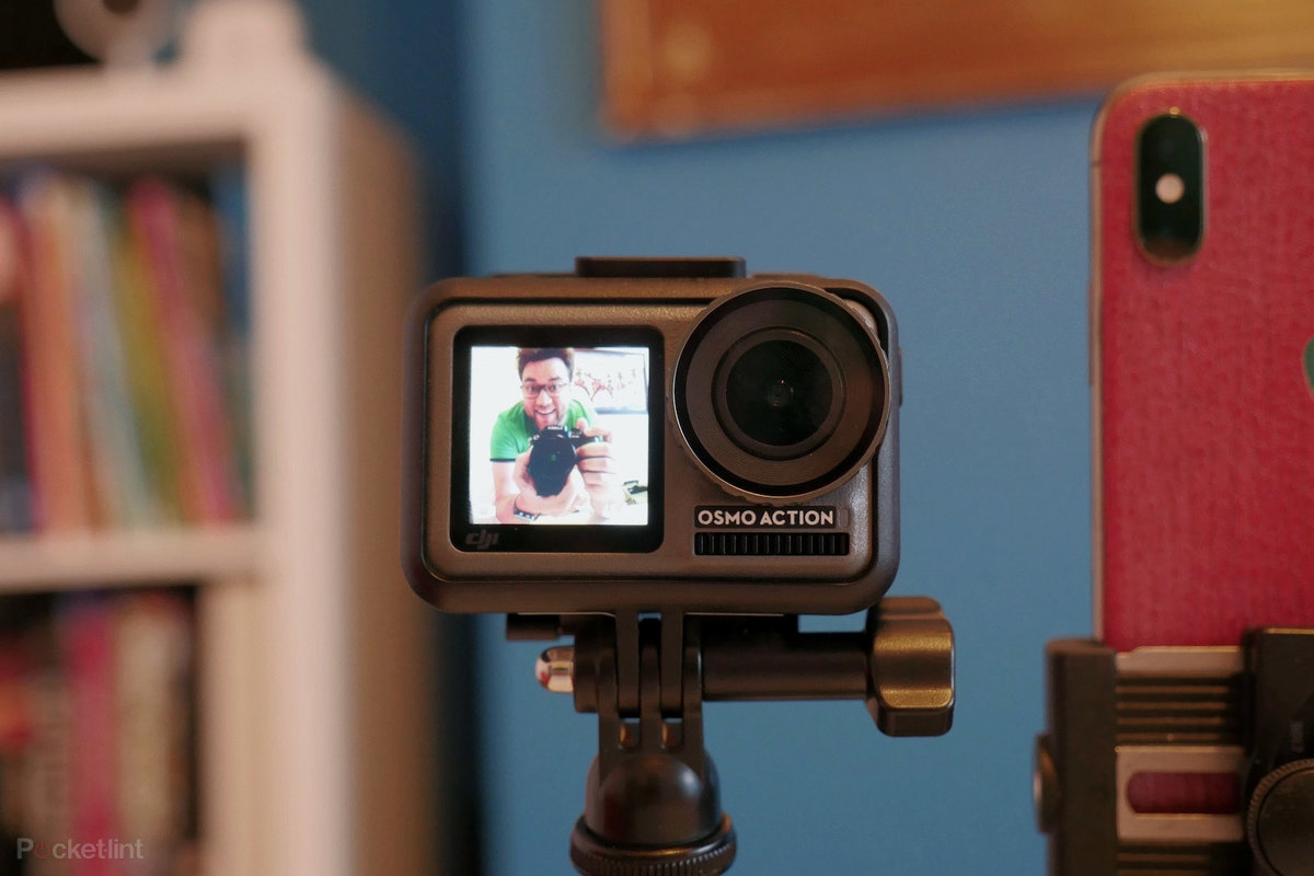 Dji Osmo Review >> Dji Osmo Action Review Stable Footage Without A Gimbal