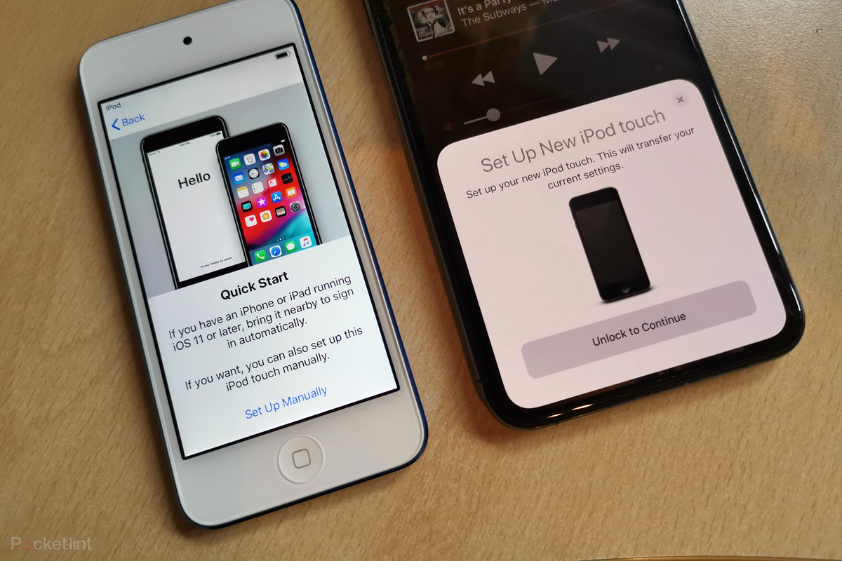Apple iPod (7th generation) review: Still here for the non-stre