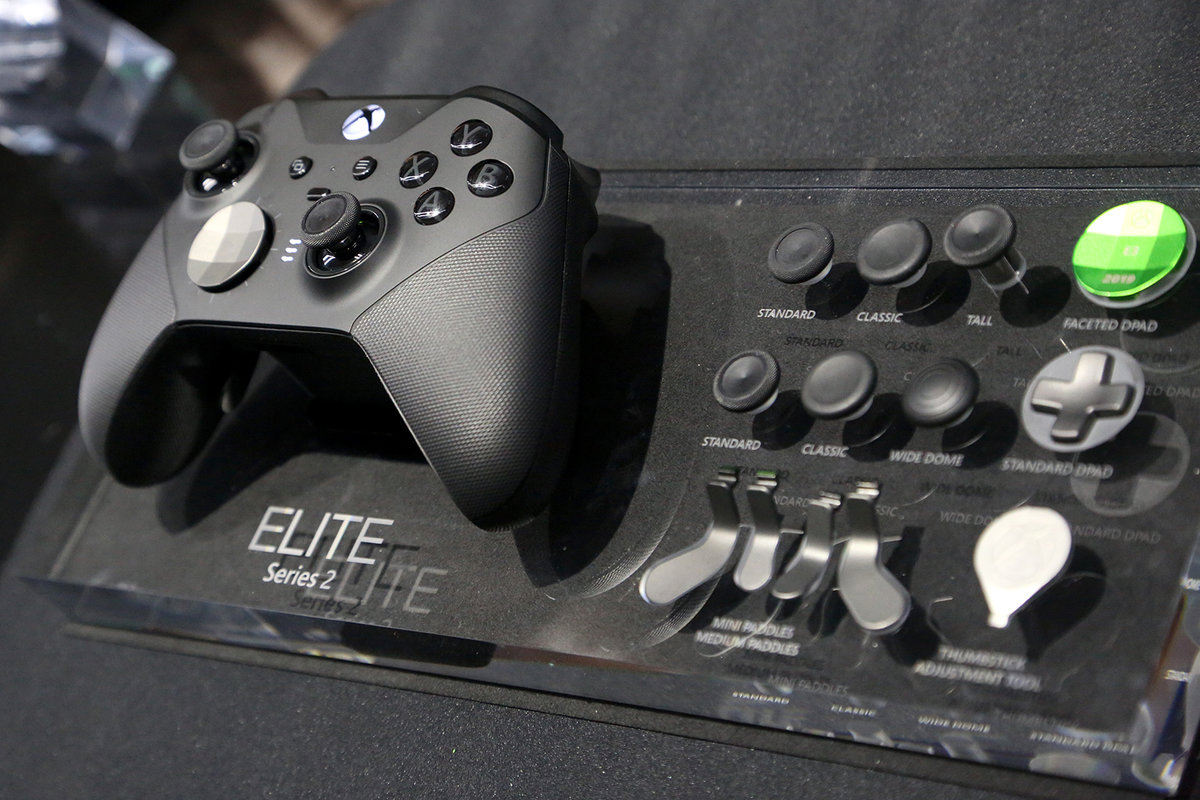 Xbox one elite controller series 2