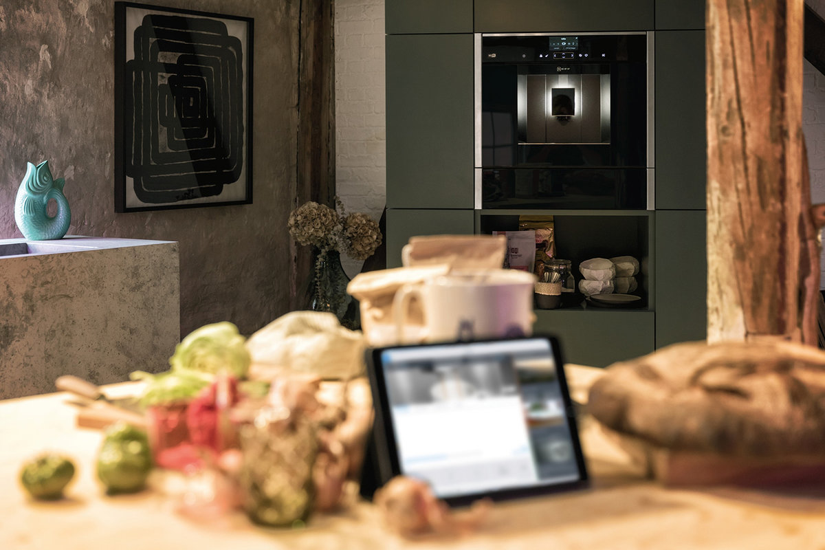 Neff's new smart appliances give you Alexa voice and connected control via app