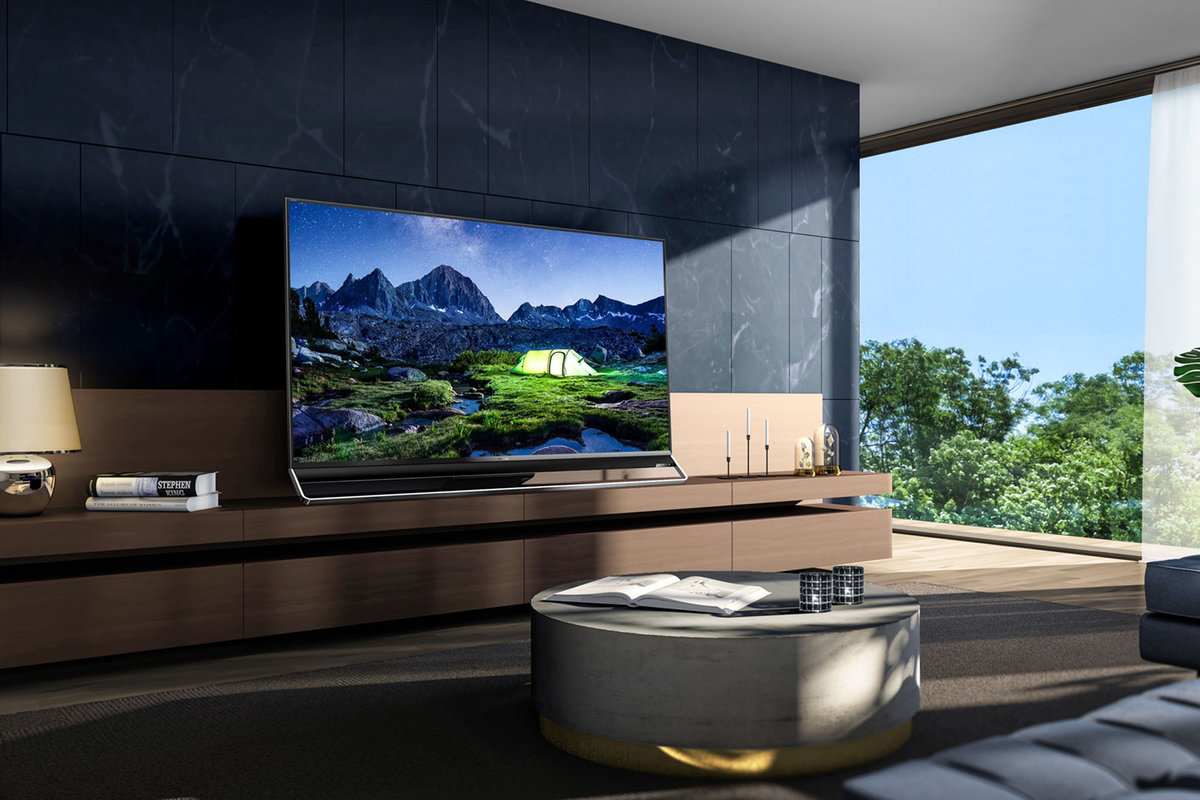 A 65-inch 4K TV for £529? Amazon Prime Day sells Hisense B7100 for exactly that