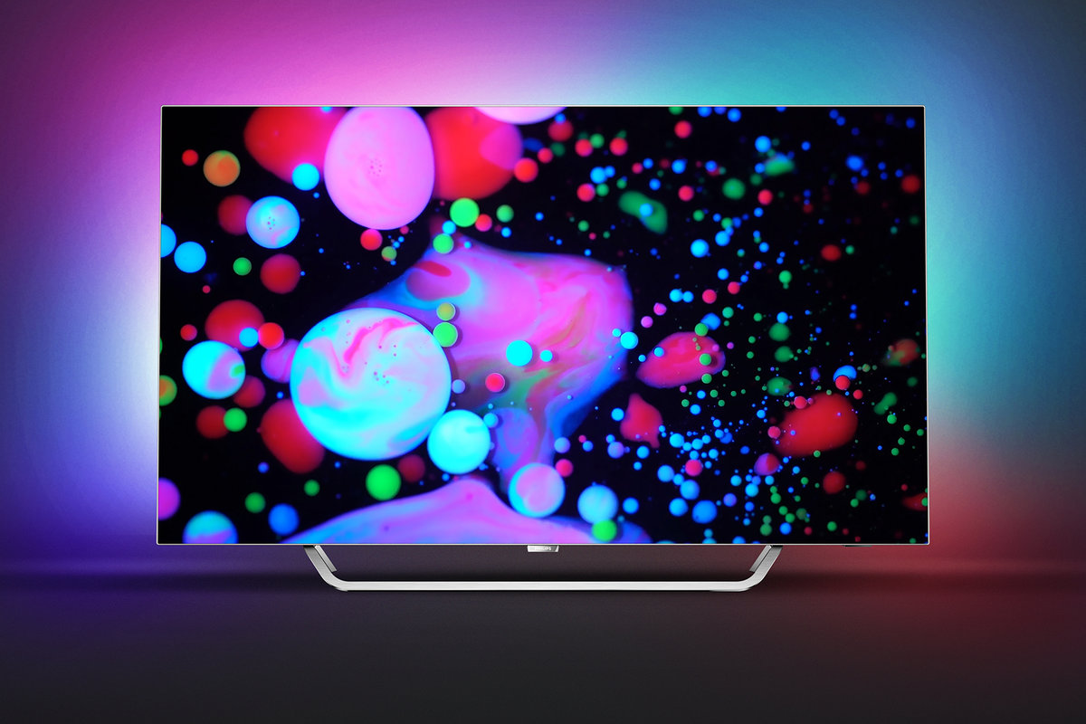 Philips just dropped its 55-inch 4K OLED TV down to £799 until midnight in the UK