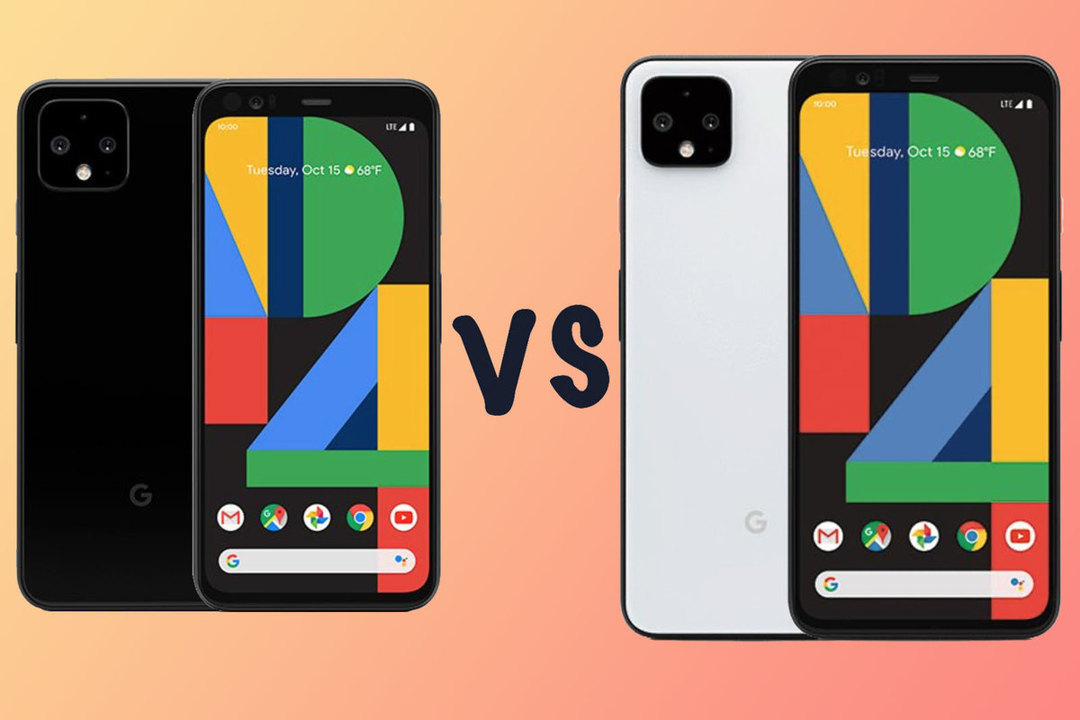 Google Pixel 4 Vs Pixel 4 Xl What S The Difference