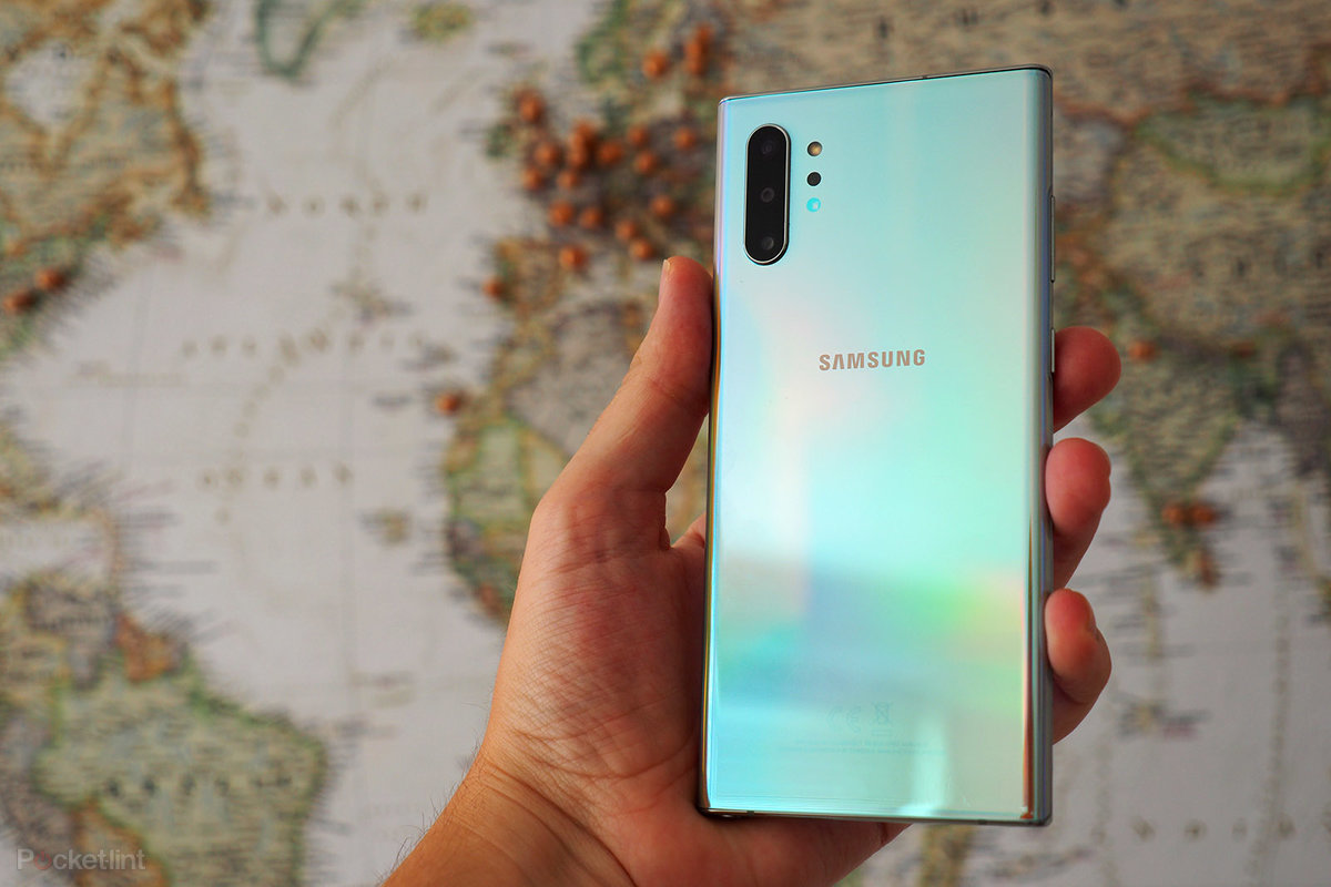 Samsung Galaxy Note 10 Review S Pen Rules The Way