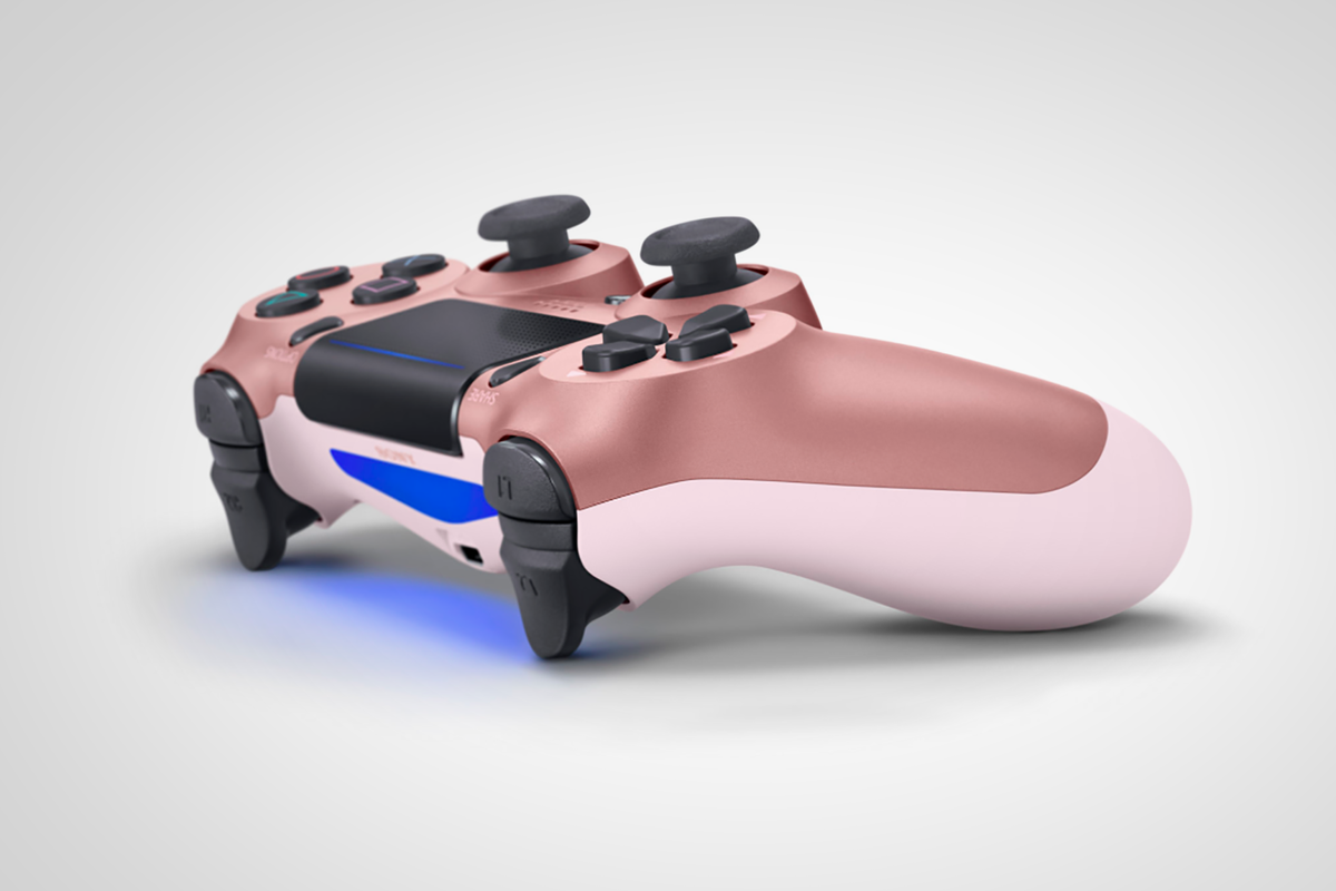 Sony debuts four new DualShock 4 controller colourways - see them here