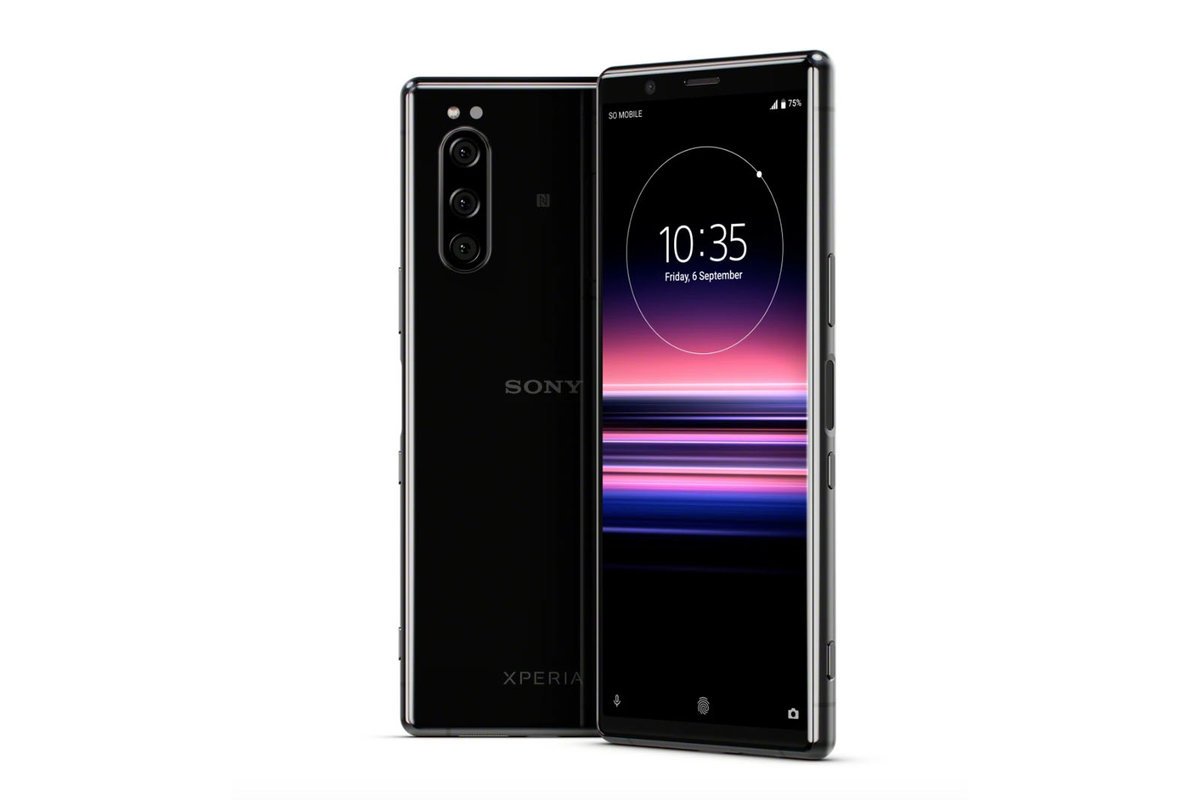 The new Sony Xperia 5 is basically the Xperia 1 Compact