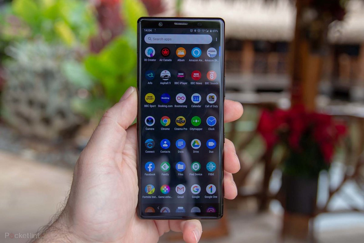 Sony Xperia 5 Review Pocket Lint