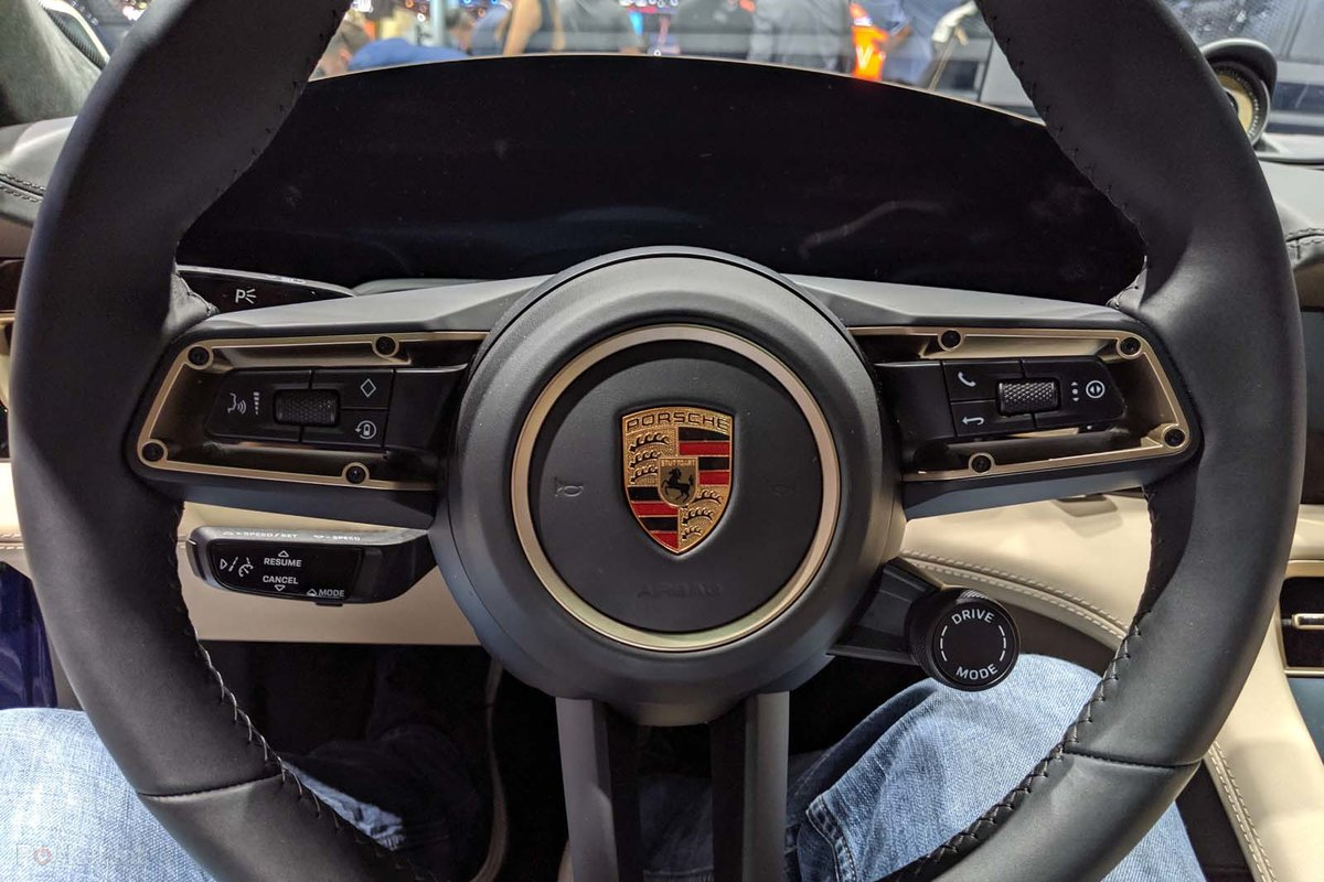 Porsche Taycan A Closer Look At The Performance Ev