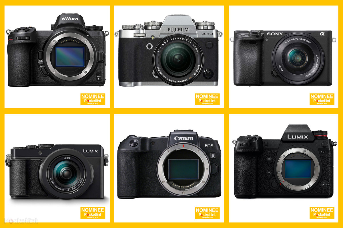 Here are the EE Pocket-lint Awards nominees for Best Camera 2019 and how to vote