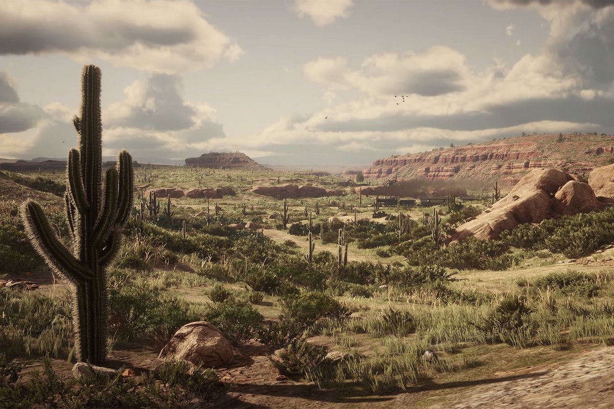 This is how much better Red Dead Redemption 2 will look on PC