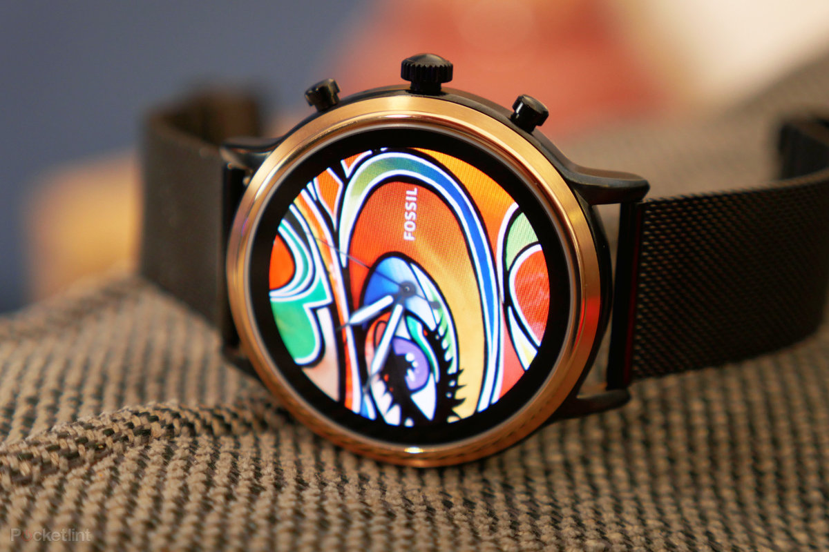 Fossil update will allow iPhone users to take calls on Gen 5 smartwatches