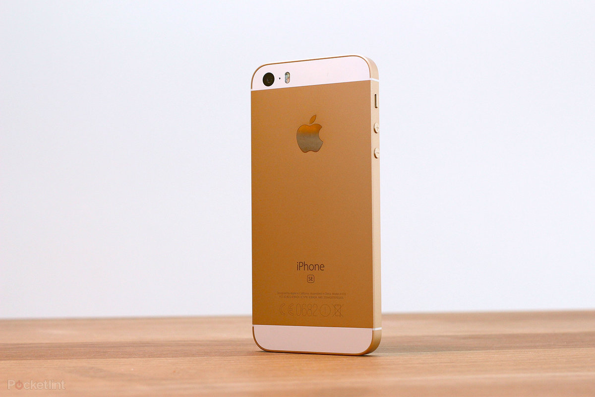 The iPhone SE 2 might actually arrive soon