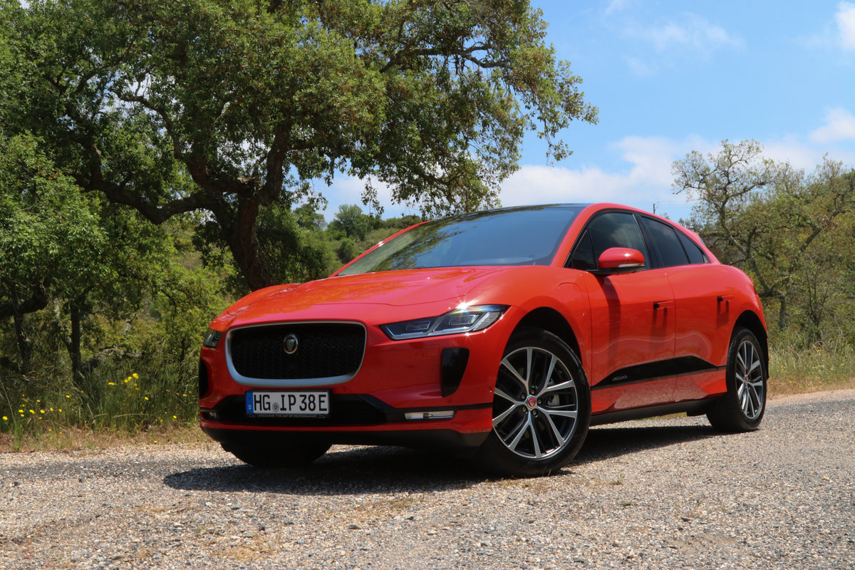 Jaguar i-Pace adds 20km range via software update