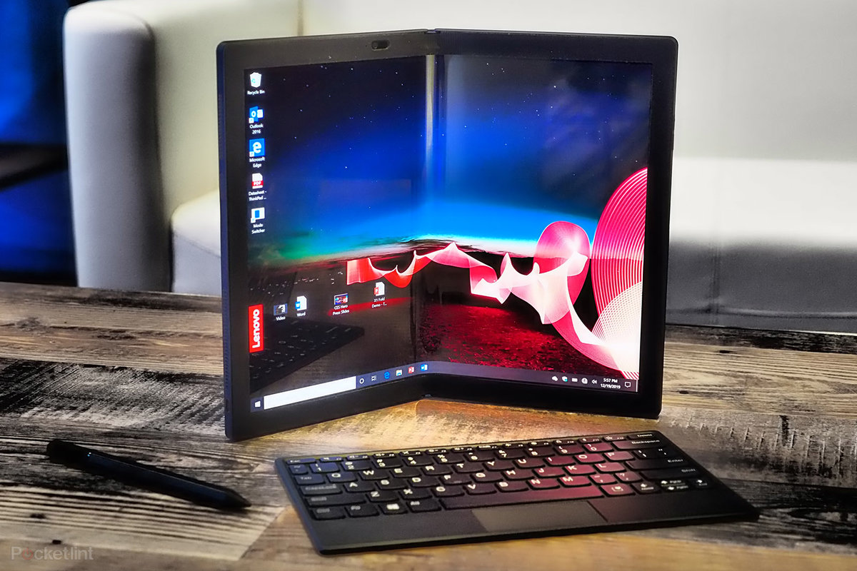 Lenovo Thinkpad X1 Fold Review A Revolutionary Piece Of Kit
