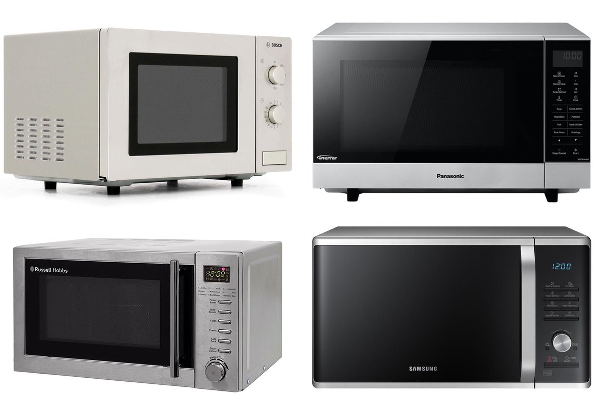 Best microwave 2020: Top picks for rapid cooking, heating and defrosting