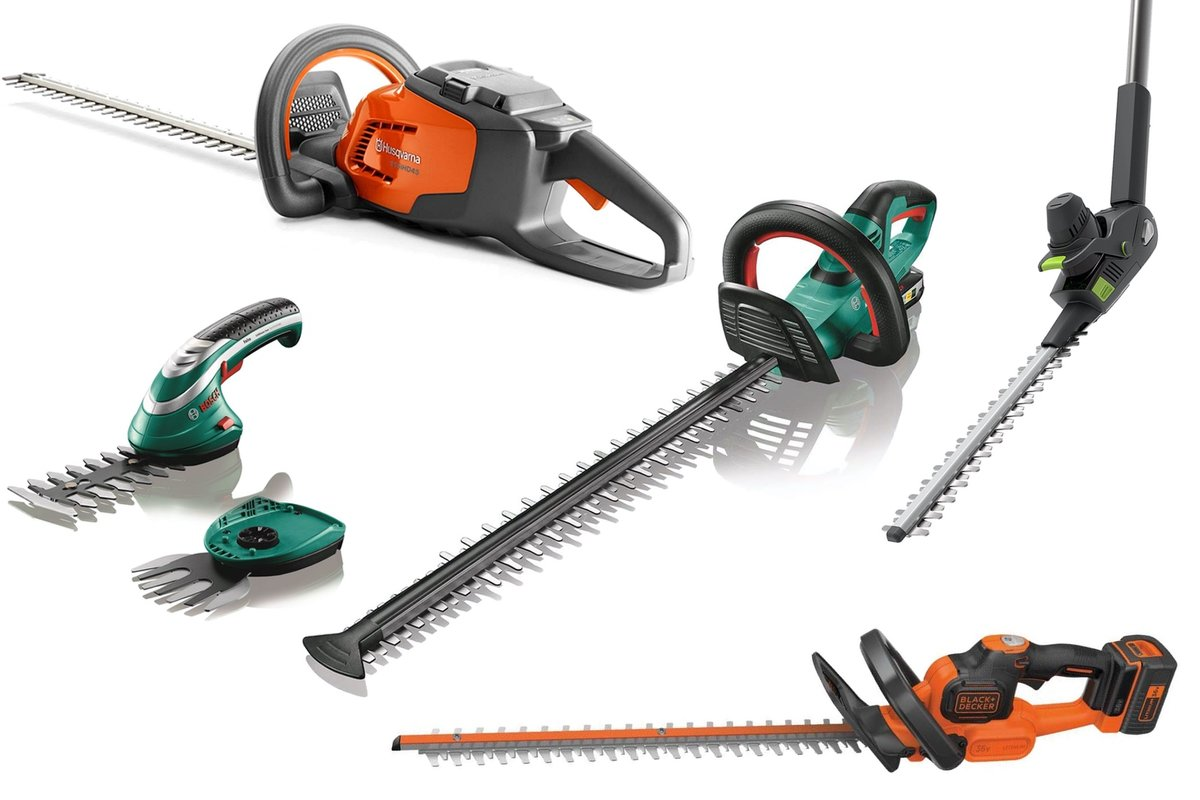 Best Cordless Yard Tools 2021 Best cordless hedge trimmer 2020: Control your garden