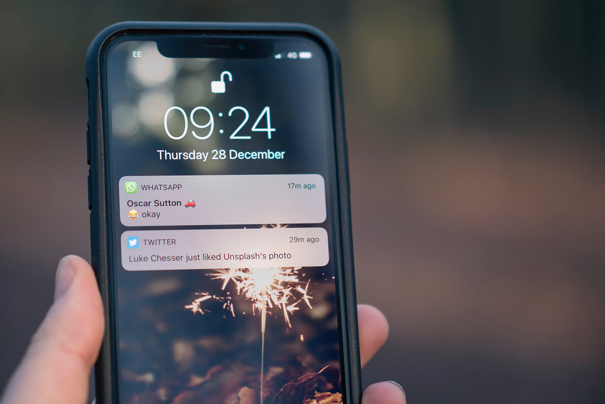 Image result for apple ads in notification
