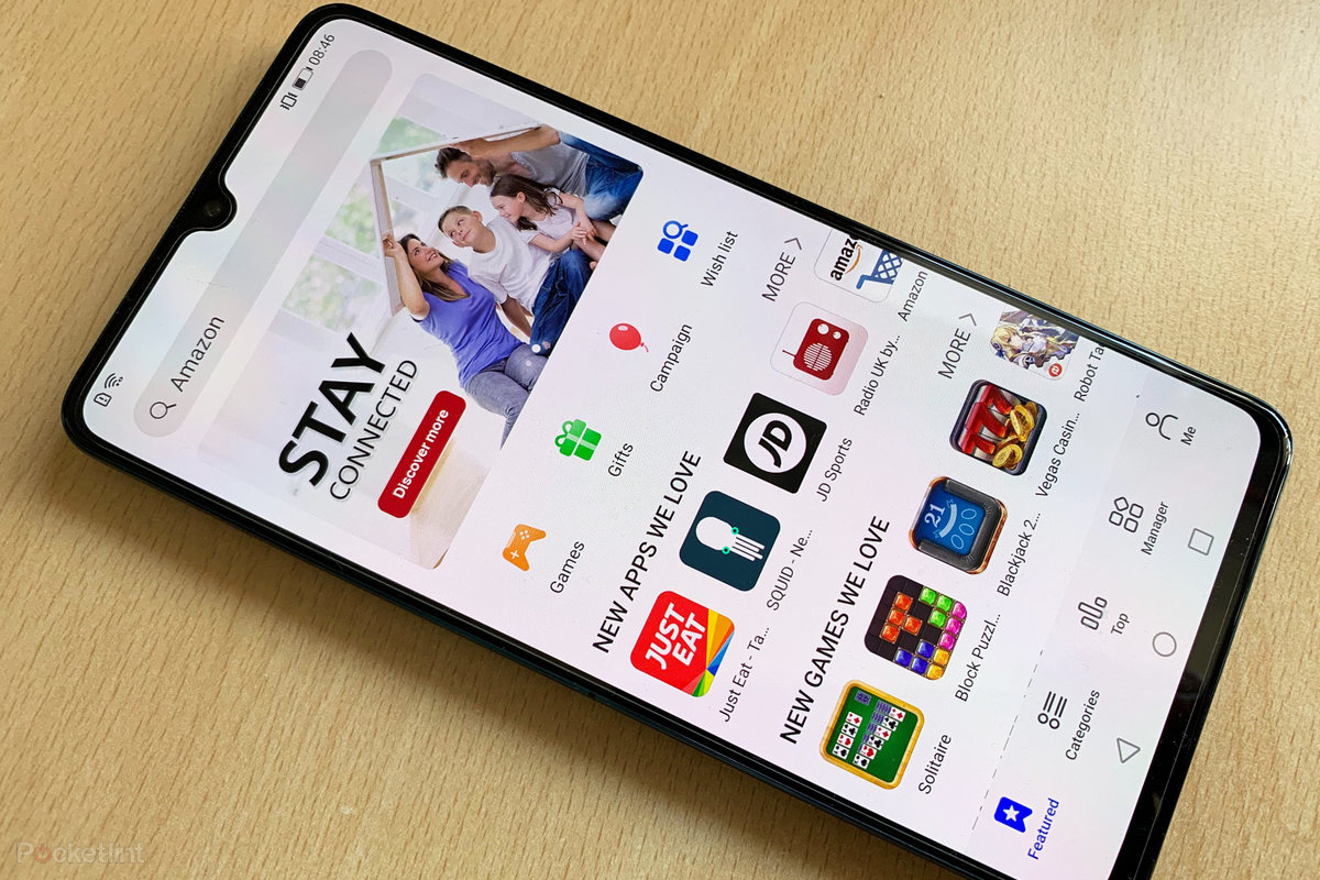 What Apps Can You Actually Get On Huawei S App Gallery