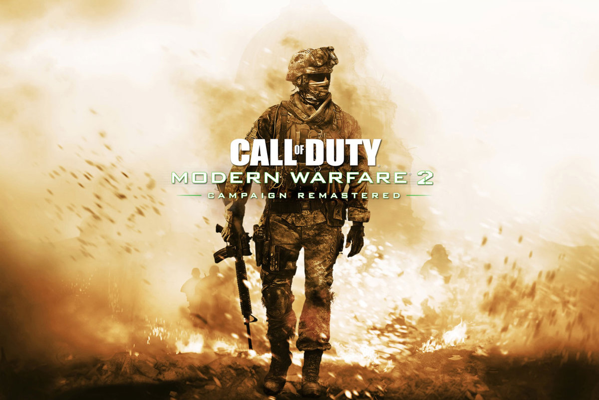 Call Of Duty Modern Warfare 2 Remastered Launches On Ps4