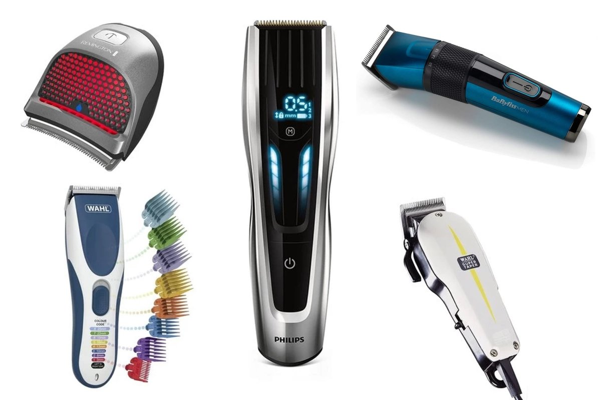Best hair clippers 10: Cut and trim your hair at home