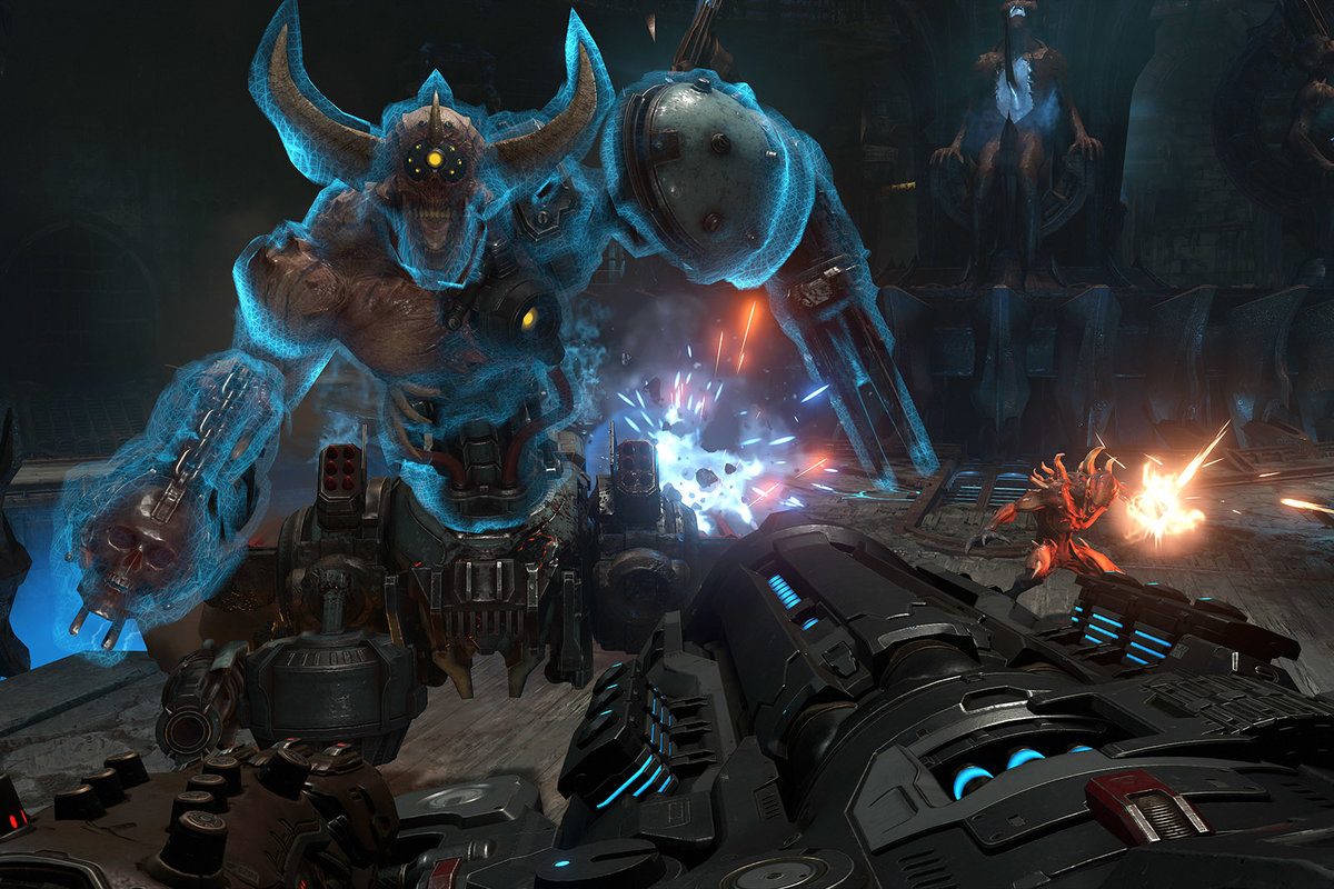 Doom Eternal Tips And Tricks How To Beat The Bosses