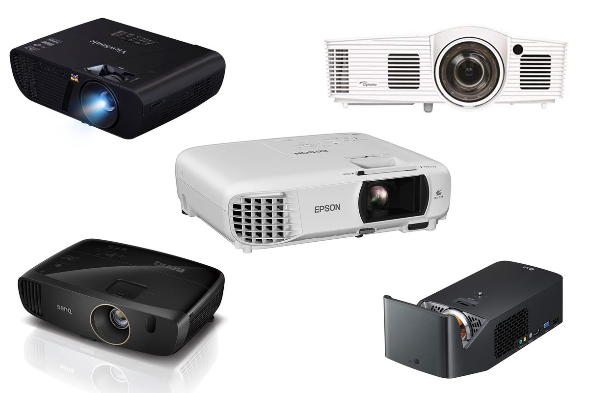 Best Full Hd Projector 2020 Screen Movies At Home In 1080p