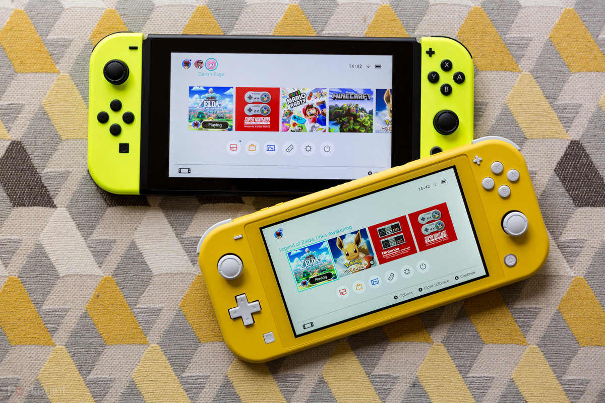 Nintendo Switch Stock Levels To Improve As Production Boosted