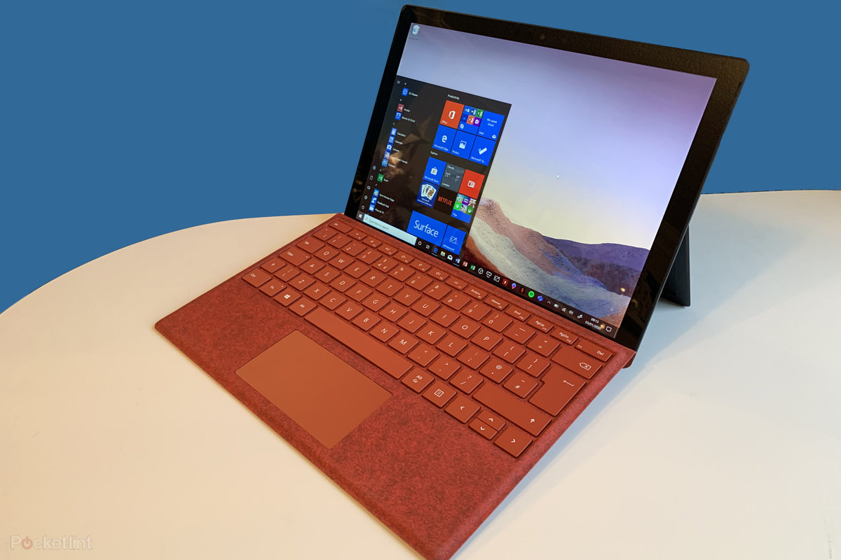 Microsoft Surface Pro 7 Review Still The Best In Class