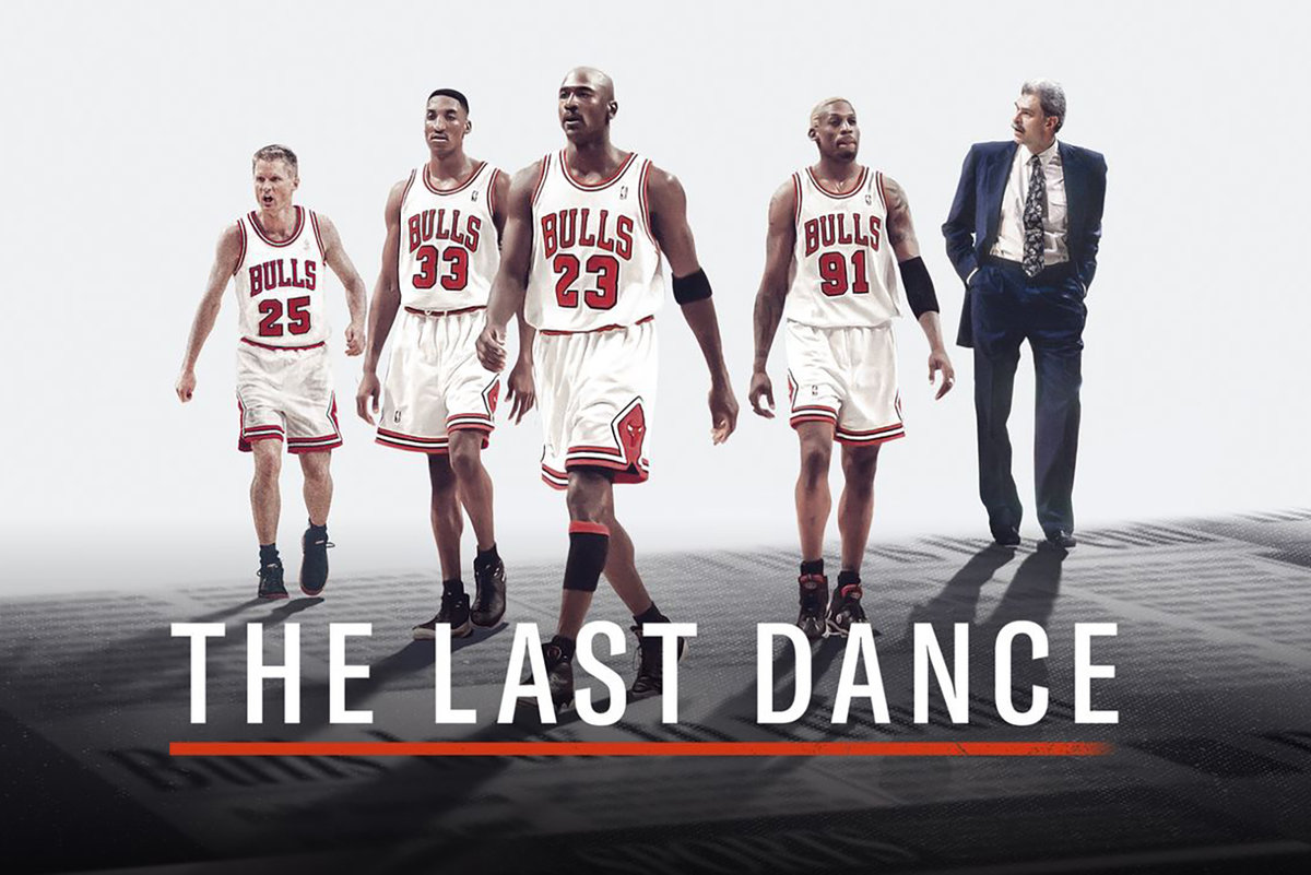 Sports docs like The Last Dance Michael Jordan documentary