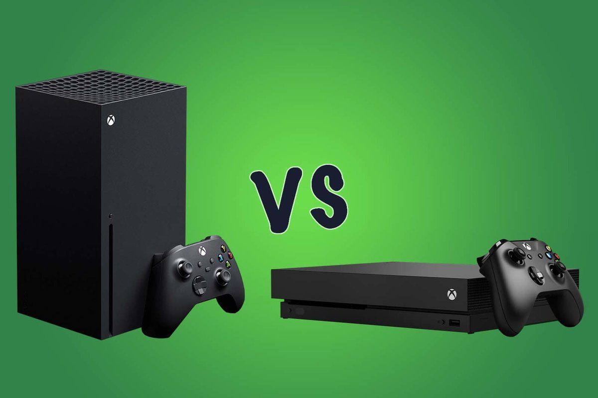 Xbox Series X Vs Xbox One X What S The Difference