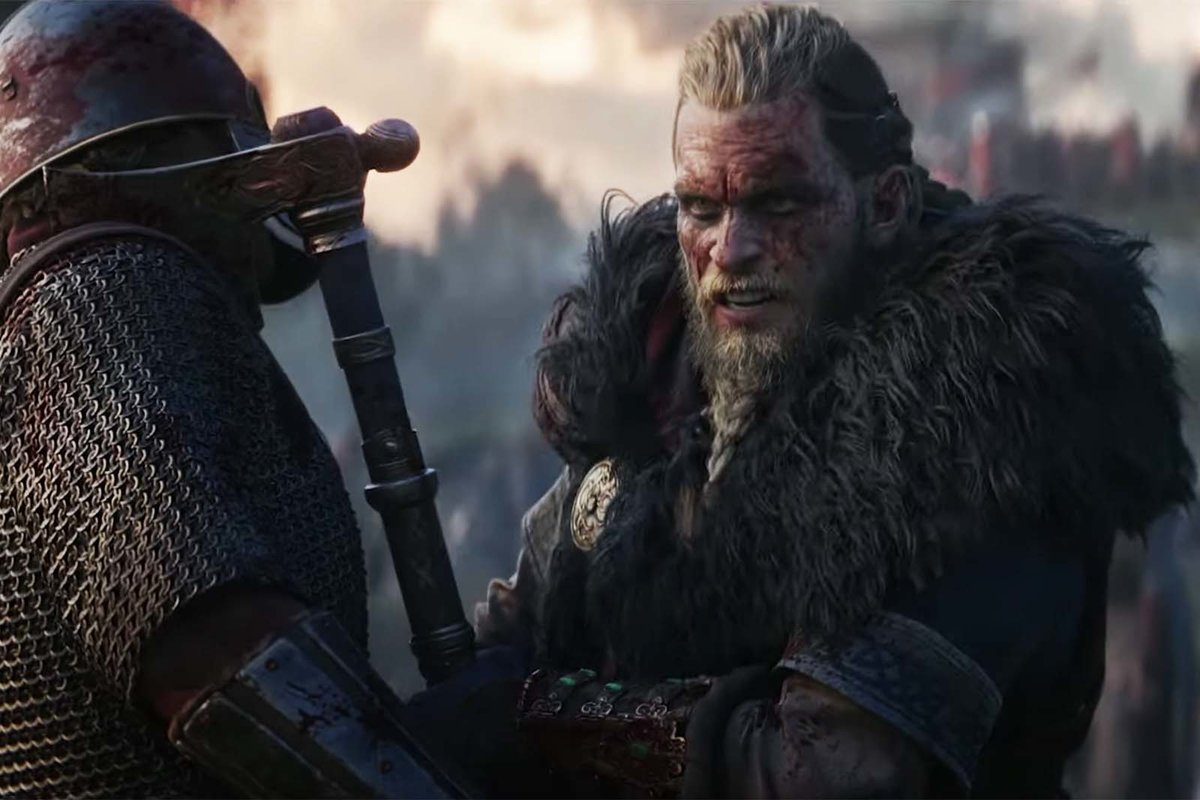 Assassin S Creed Valhalla Gameplay Trailer Revealed