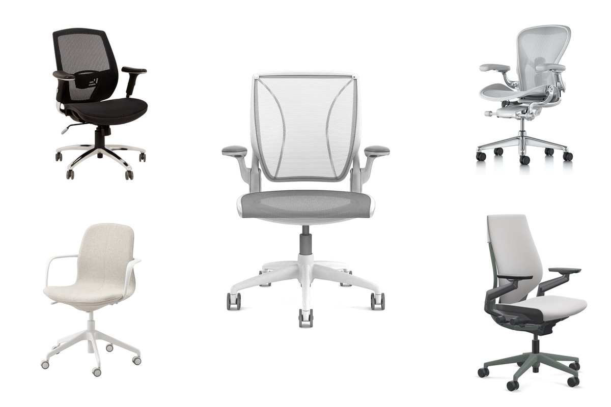 Image of: The Best Office Chairs 2020 Work From Home In Comfort