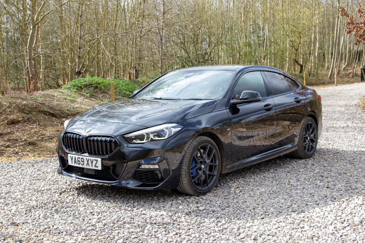 Bmw 2 Series Gran Coupe Review Pocket Lint