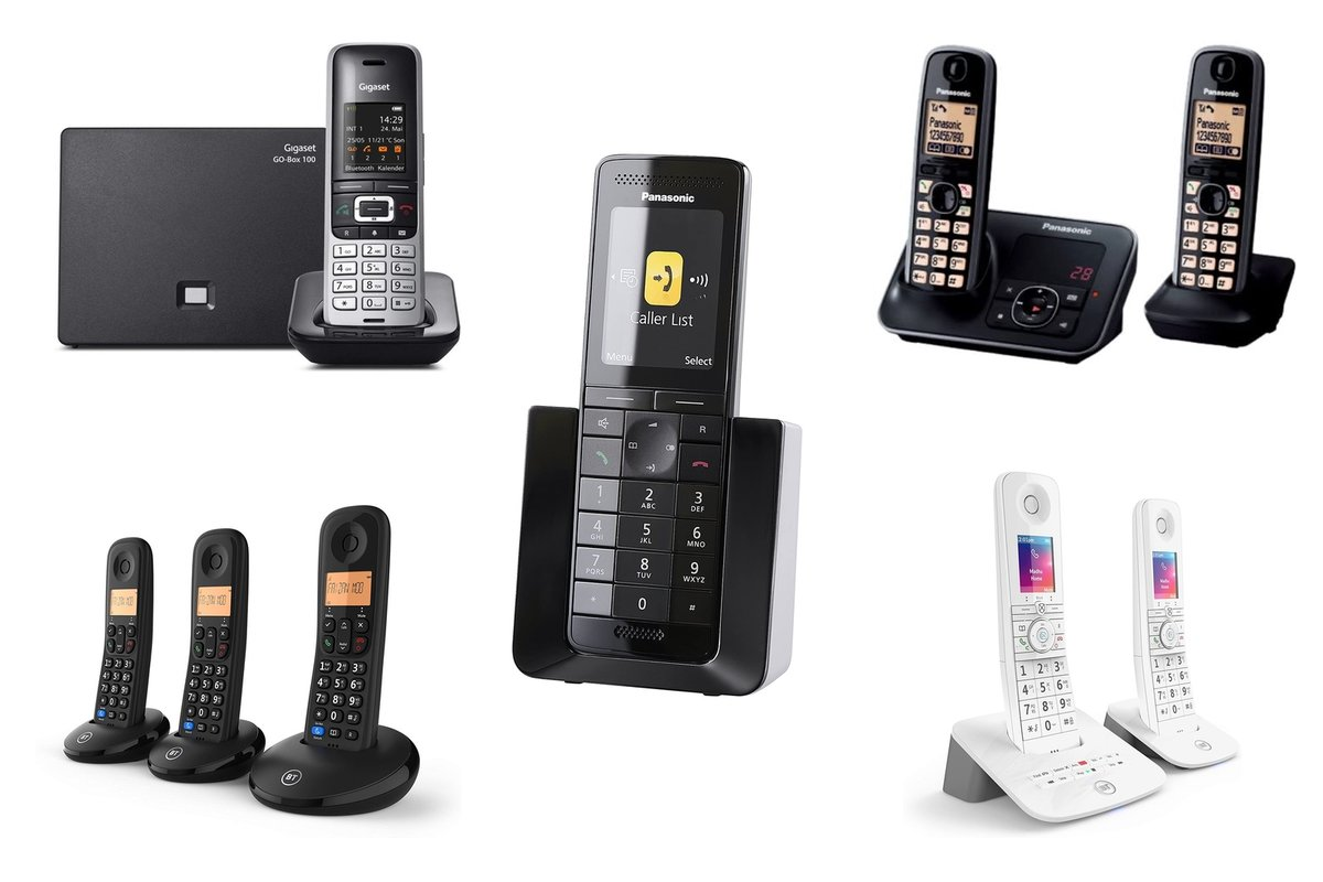 The Best Cordless Landline Home Phones 2020