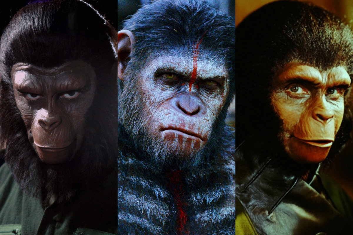 Planet Of The Apes Movie Order The Best Way To Watch