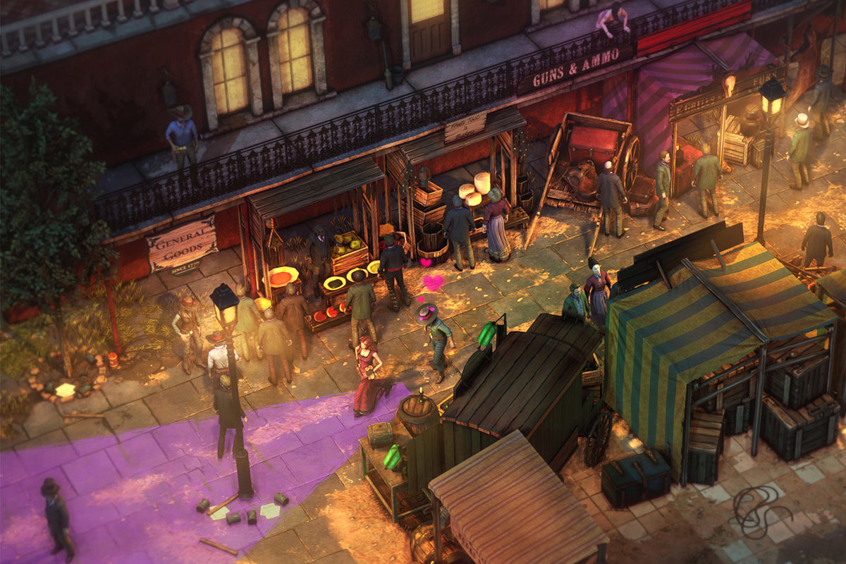 Desperados 3 Review Old School Wild West Stealth Em Up