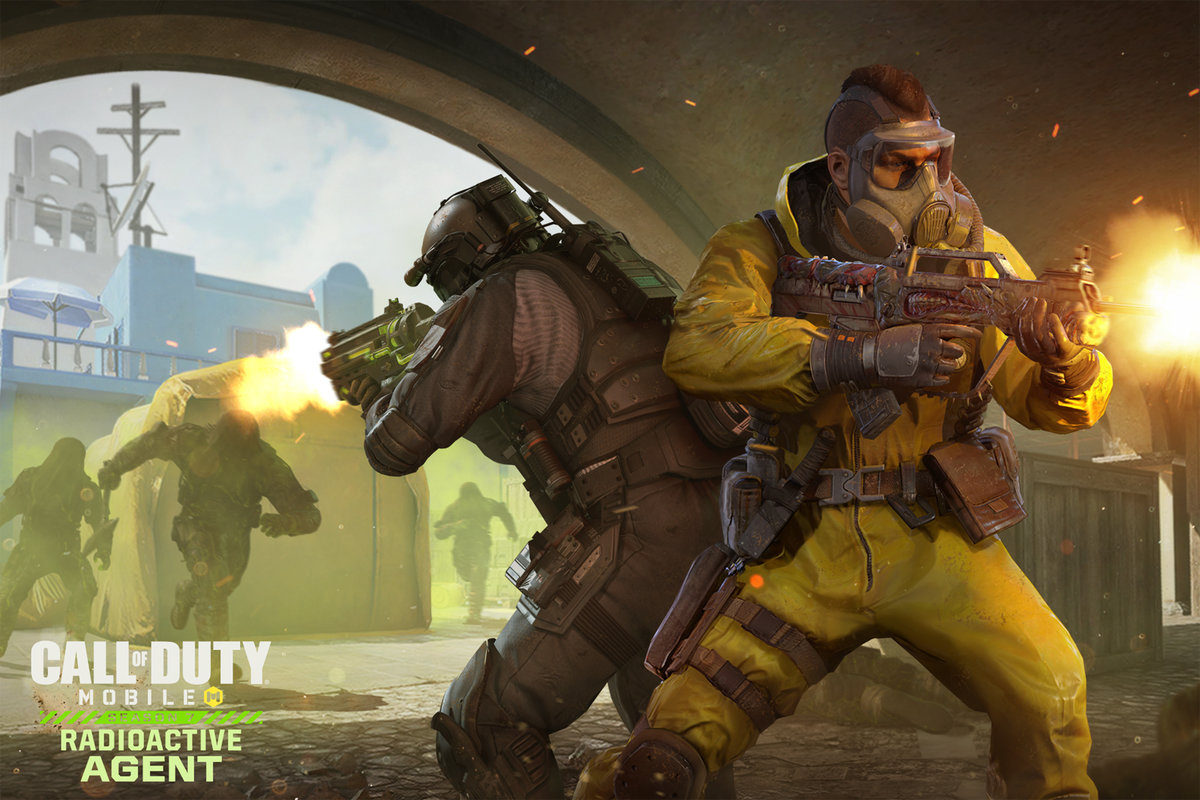 Call Of Duty Mobile Update Brings New Maps Visual And Audio Im