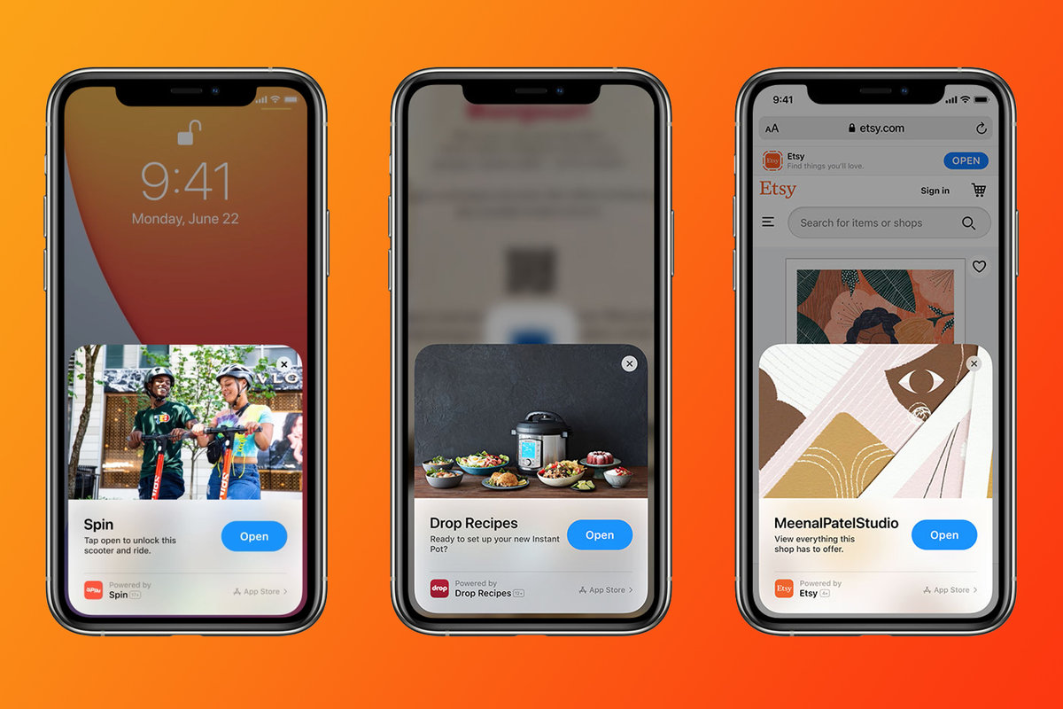 What are App Clips on iPhone and how do they work?