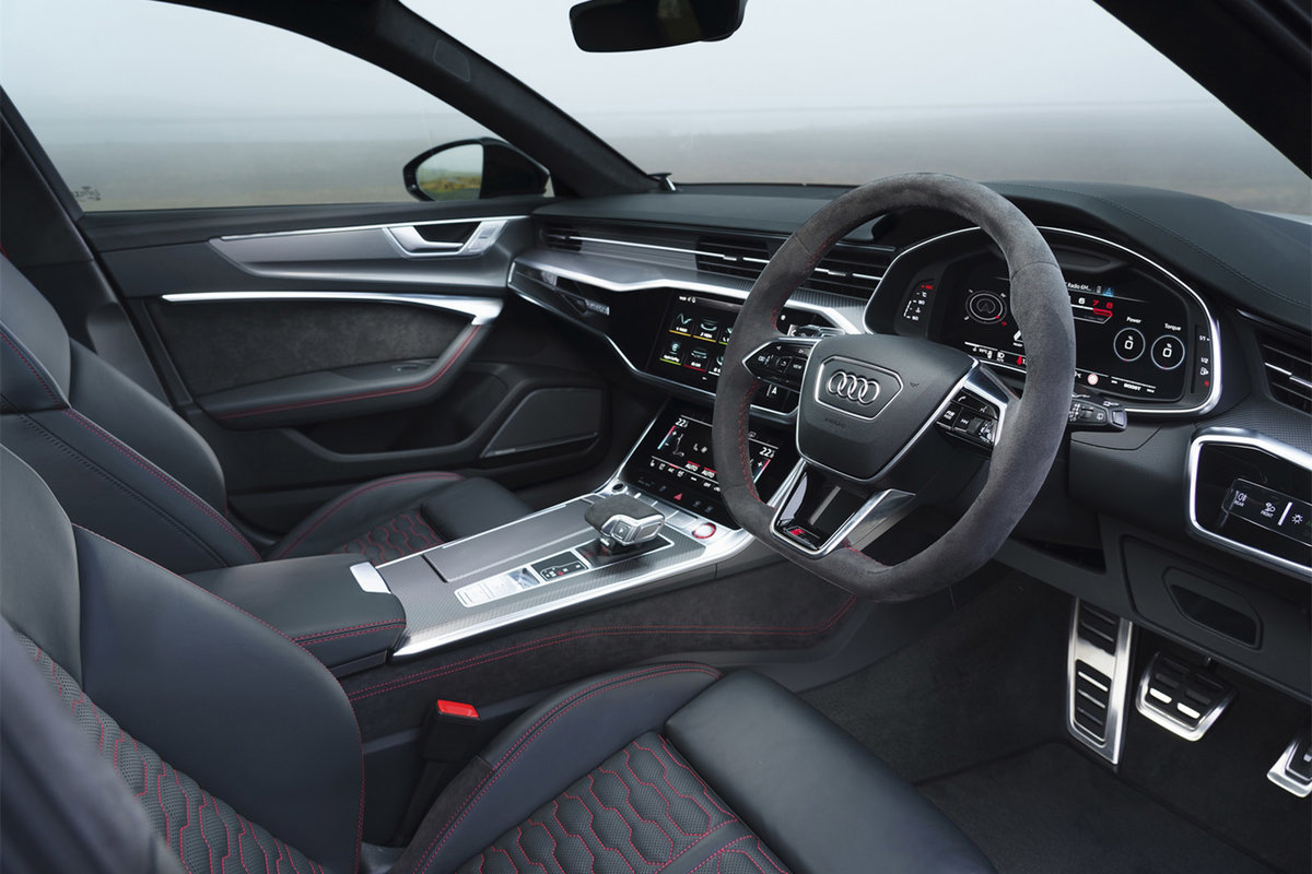 Audi Rs6 Avant Review Flying Without Wings Pocket Lint
