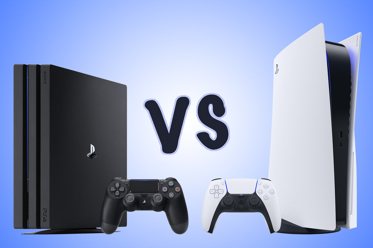 Playstation 5 Vs Ps4 Ps4 Pro Is Ps5 Much More Powerful