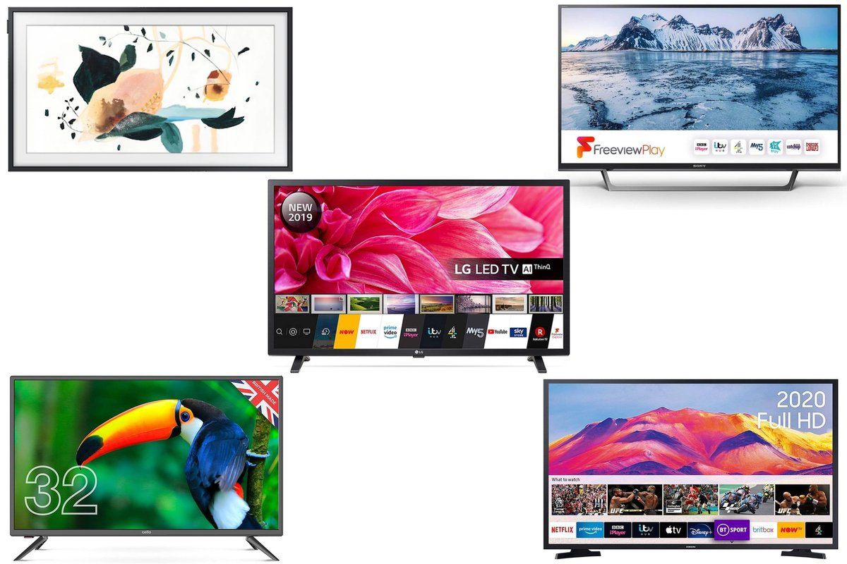 Best 32 Inch Smart Tv For 2020 Amazing Small Hd Televisions