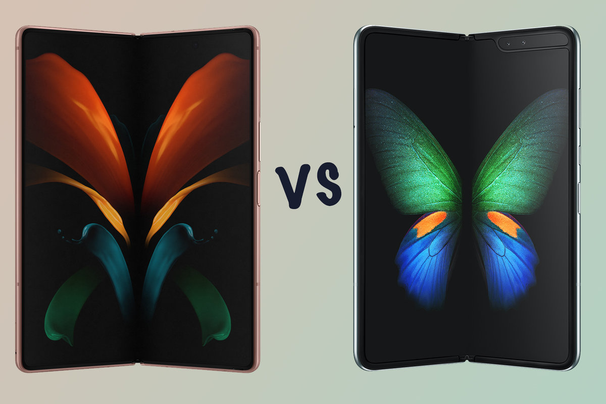 Samsung Galaxy Z Fold 2 vs Fold: What's the difference?